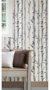 birch tree wrapping paper birch tree peel and stick wallpaper