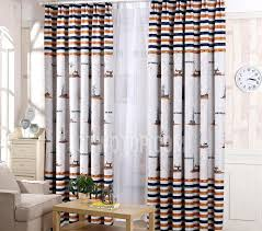 And Orange Curtains Navy Blue And Orange Curtains Bedroom Curtains Siopboston2010