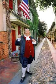 Elfreth S Alley by Benjamin Franklin At Elfreth U0027s Alley Media Official