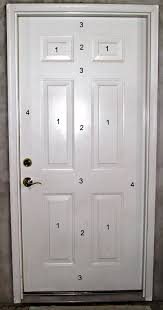 How To Paint An Exterior Door Painting A Steel Door The Practical House Painting Guide