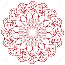 indian wedding makeup henna tattoo decoration inspired flower