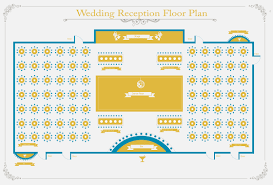 what to plan for a wedding creating a functional wedding reception floor plan gps decors