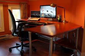 Personal Computer Desk 9 Beautiful Woodworking Projects For Your Home Office