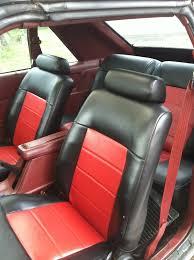 fox mustang seats fox mustang interior mustang fox mustang