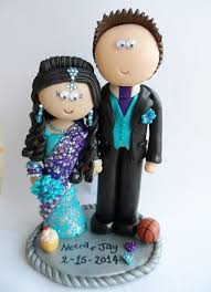 indian wedding cake toppers 11 best custom made indian and groom cake toppers images on