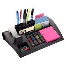20 nifty small office organization ideas cubiclebliss Desk Supplies For Office