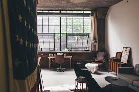 industrial lofts design stay amazing airbnb industrial loft in detroit