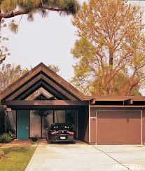 Eichler House by Happily Ever Eichler A Couple Makes An A Frame Home