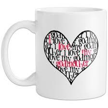 godmother mugs personalised i my godmother mug find me a gift