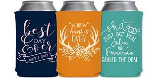 koozies for wedding that wedding shop