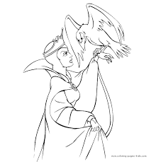 snow white dwarfs coloring pages coloring pages