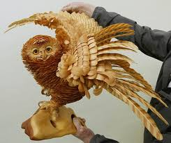 55 amazing wooden sculptures photos hongkiat