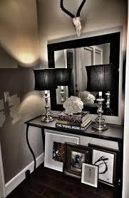 Wall Mirror Decor by Best 10 Black Wall Mirrors Ideas On Pinterest Purple Kitchen