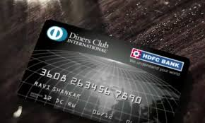 Hdfc Credit Card Payment Bill Desk Diners Club Credit Cards In India And Its Acceptance Cardexpert