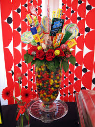 furniture design christmas candy centerpieces