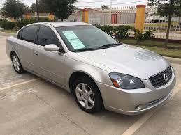 2012 nissan altima for sale houston tx nissans for sale in houston tx 77037