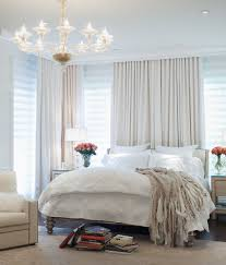 Dream Curtain Designs Gallery by White Canopy Curtain For Master Bed Combined With Iron Wood Brown