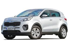 kia sportage suv owner reviews mpg problems reliability