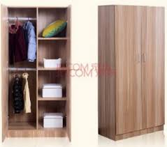 china new wooden melamine bedroom wardrobe closet cupboard for