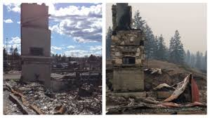 canadian man loses two homes in one year to wildfires 900 miles