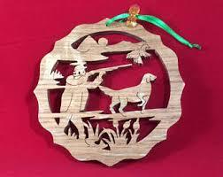 wildlife ornaments etsy