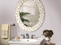 large round mirrors for bathrooms home design ideas