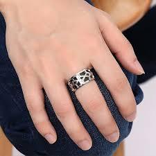 aliexpress buy modyle new fashion wedding rings for aliexpress buy modyle new fashion black men wedding rings