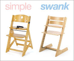 wooden toddler high chair ever x wood