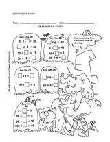 6th grade halloween printables u2013 halloween u0026 holidays wizard