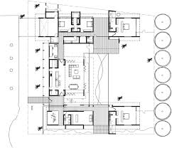 architects house plans 137 best courtyard home floor plans images on