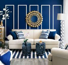 Royal Blue And White Rug Living Room Best Blue Living Room Design Ideas Deep Blue Living