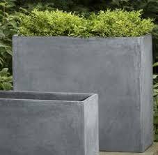 13 contemporary concrete planters contemporary concrete planters