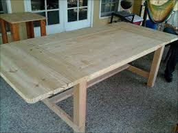 Country Kitchen Table Plans - kitchen farm table legs dining room tables round wooden table