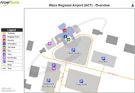 Dallas Airport Terminal Map by Waco Waco Regional Act Airport Terminal Maps Travelwidget Com