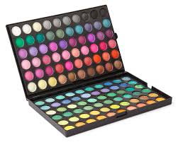 laroc 120 colours eyeshadow eye shadow palette makeup kit set