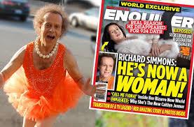 exercise guru richard simmons reportedly had u0027sex change u0027 surgery