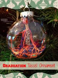 graduation tassel ornament easy diy graduation tassel ornament mission to save