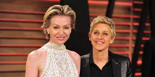 portia hair company make life easier ellen degeneres and portia de rossi add one more