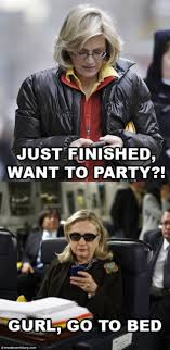 Hillary Clinton Cell Phone Meme - hillary clinton removes photo that inspired texts from hillary