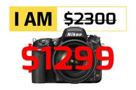 the nikon d750 is on sale for cyber monday fstoppers