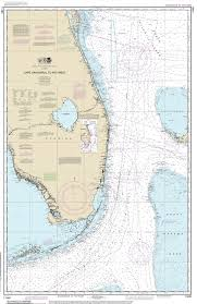 Florida West Coast Beaches Map by Modern Nautical Maps Of Florida 1 400 000 Scale Nautical Charts