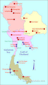 bangkok map tourist attractions thailand map tourist attractions travelsfinders
