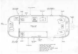 airstream flying cloud airstream floor plans vintage airstream airstream floor plans home decor airstream remodel floor plans