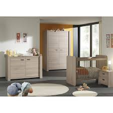 acheter chambre bébé commode langer estera 1 porte coloris blanc et fr ne chambre