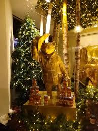 selfridges christmas tree christmas lights decoration