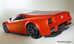 volkswagen sports car 1997 volkswagen w12 synchro