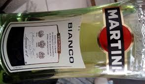 martini bianco glass martini bianco 100 cl