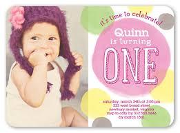 girl birthday poppy girl 5x7 invitation girl 1st birthday invitations shutterfly