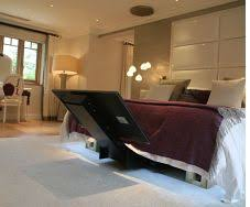 tv lift cabinet foot of bed tv lift cabinet at foot of bed wow this would be awesome home