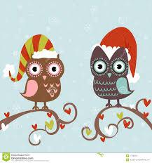 owl christmas owl christmas card christmas lights decoration